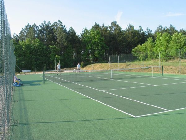 Tennis au village de gîtes